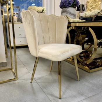 Krzesło Muszla